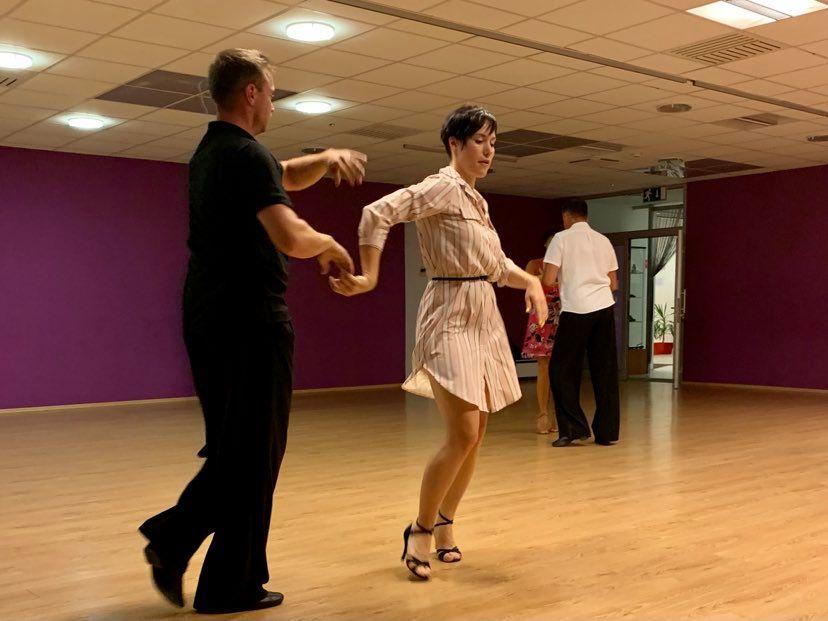 Začetni tečaj družabnega plesa
